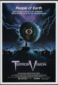 TerrorvisionPoster