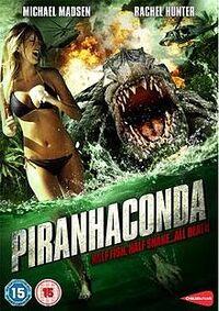 PiranhacondaPoster