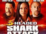 3-Headed Shark