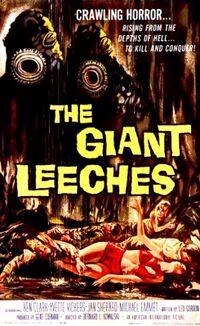 GiantLeechesPoster