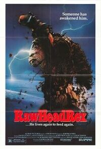 RawheadRexPoster