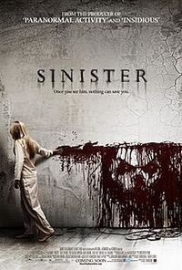 SinisterPoster
