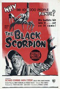 BlackScorpionPoster