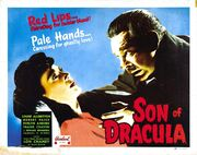 Son of dracula 1943 poster 04