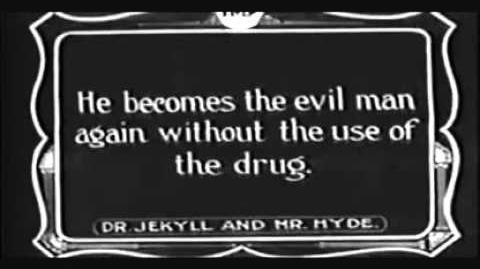 Dr Jekyll and Mr Hyde (1913)
