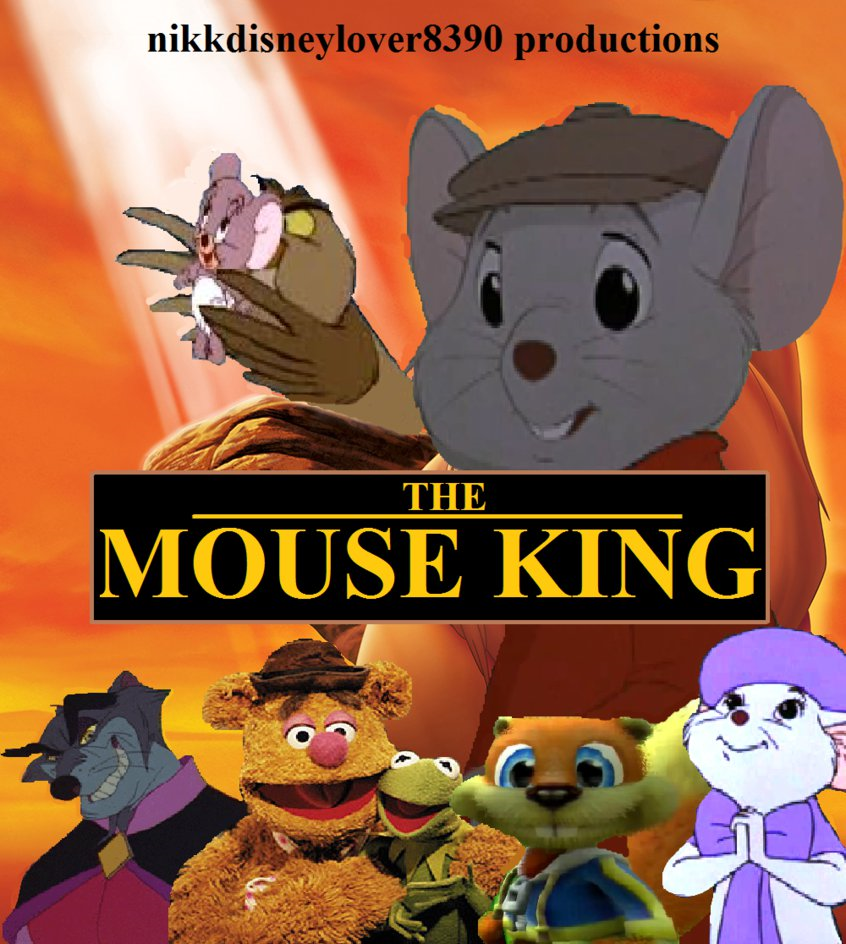The Mouse King Movie Spoof Films Wikia Fandom Powered