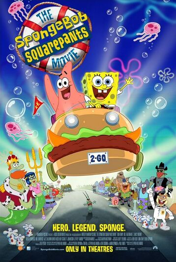 Spongebob squarepants ver8