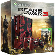 Gears of war 3 xbox 360 packaging