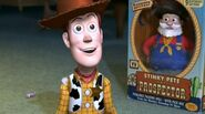 Stinky Pete and Woody