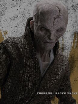 Snoke The Last Jedi Top Cards