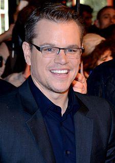 Matt Damon 2014