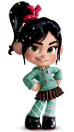Vanellope Wreck-It Ralph