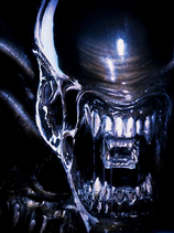 Alien from the movie