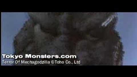 Terror of MechaGodzilla - Trailer
