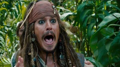 'Pirates of the Caribbean On Stranger Tides' Trailer HD