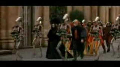 Star Wars Episode I The Phantom Menace Trailer
