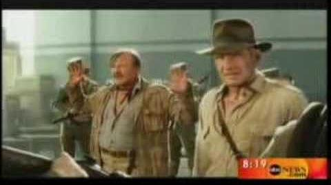 Indiana Jones and the Kingdom of the Crystal Skull Trailer 1