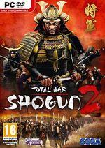 Shogun 2 Total War box art