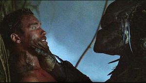 Arnold vs. Predator