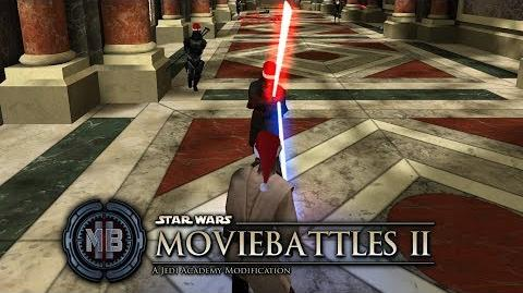 BEST LIGHTSABER COMBAT - Star Wars Movie Battles II