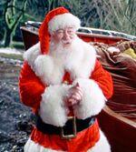 Santa from Elf
