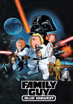 Family Guy Presents - Blue Harvest