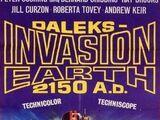 Daleks - Invasion Earth 2150 A.D.