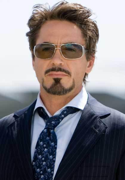 Robert Downey Jr as Iron Man / Tony Stark in Captain America: Civil War