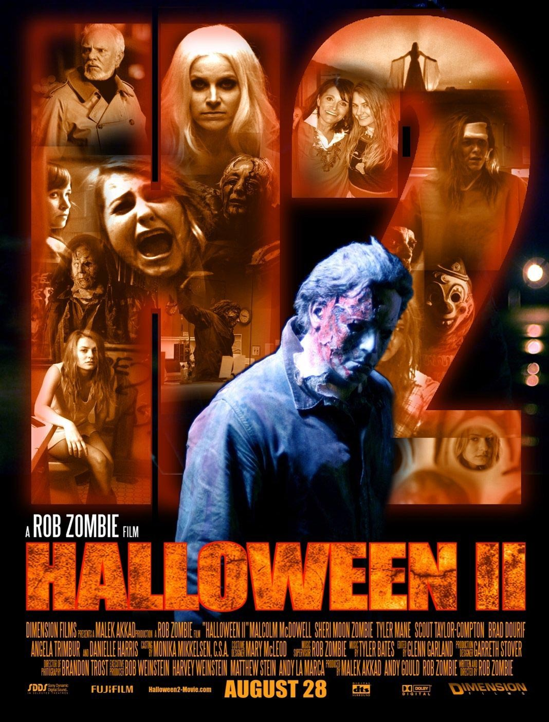Halloween II (2009)/Character list | Movie Database Wiki | FANDOM ...