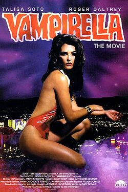 Vampirella Poster