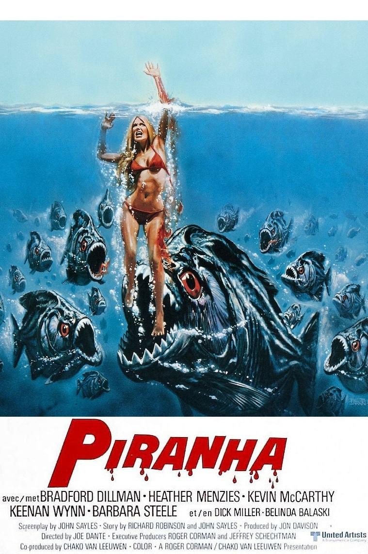Piranha 1978 Movie Database Wiki Fandom Powered By Wikia
