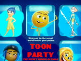 Toon Party: The Secret World of Emoji