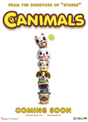 Canimals Movie Poster