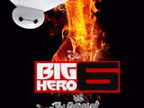 Big Hero 6 vs. the Forces of Evil 3: Relative War (FreezingTNT)