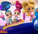 Finding Shimmer and Shine 2