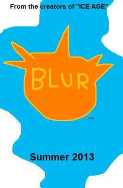 Blurposter