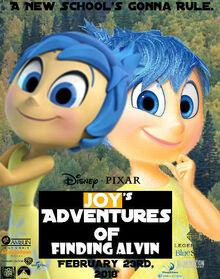 Joy's adventures of finding alvin ver6