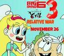 Big Hero 6 vs. the Forces of Evil 3: Relative War