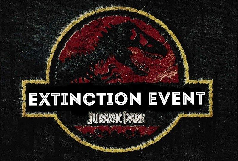 Extinction Event: Jurassic Park   Movie Fanon Wiki   Fandom