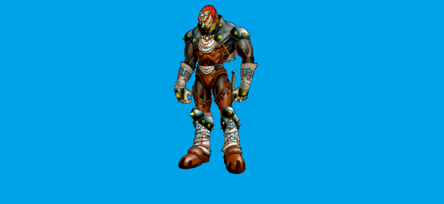 File:Ganondorf Model.png