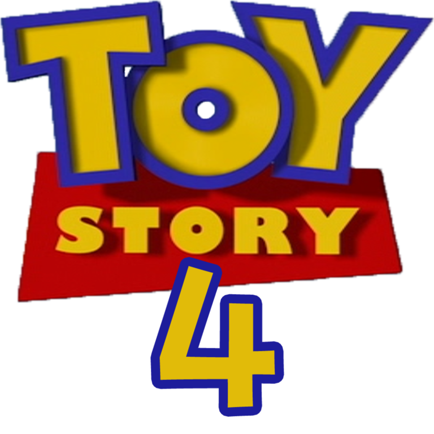 Image - Toy Story 4 Logo.png | Movie Fanon Wiki | FANDOM powered ...