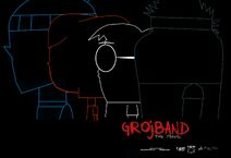 Grojband The Movie Poster