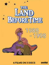 The Land Before Time (1988-1998)