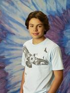 Jake T. Austin as Rodrick Harris