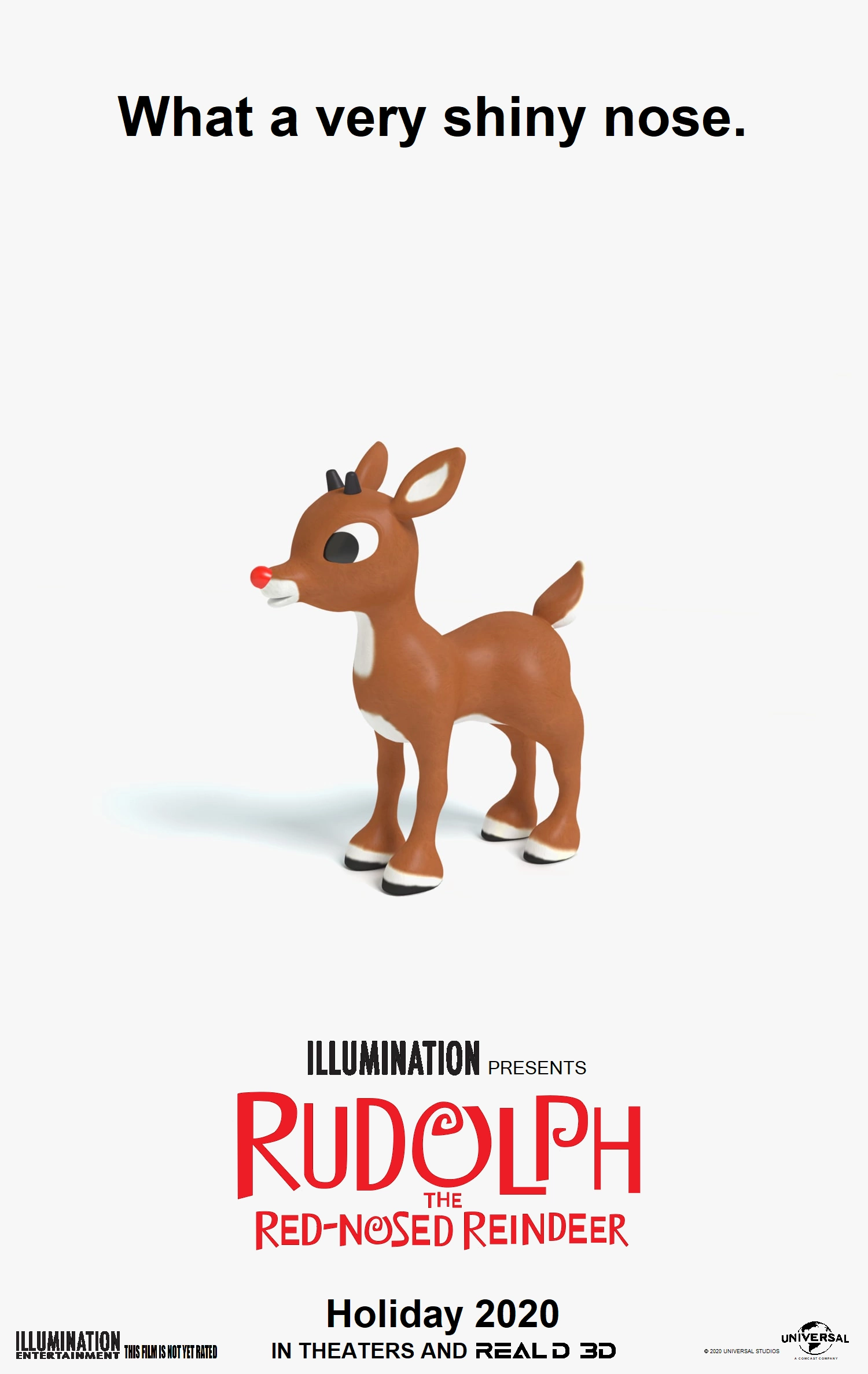 Rudolph the Red-Nosed Reindeer (2020 film) | Movie Fanon ...