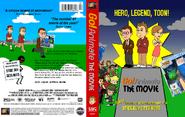 Go animate the movie vhs full cover rare 2006 by c e studio-d6e692l