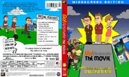 Go animate the movie dvd full cover art 2006 by c e studio-d6giepu