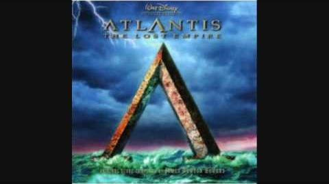 01 Where the Dream Takes You - Atlantis the Lost Empire