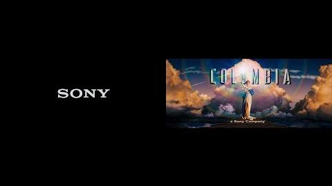 Sony Columbia Pictues - Intro Logo Martin the Goose (2017)