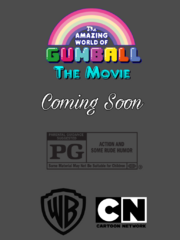 Gumball the movie poster by abealy2-dc78ekr